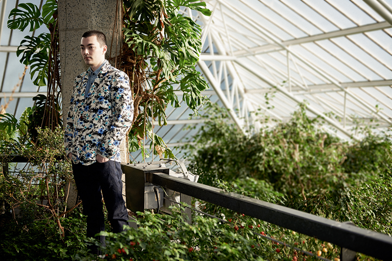 "Image of GARBSTORE 2014 Spring/Summer ""Indoor Cavalry"" Lookbook"