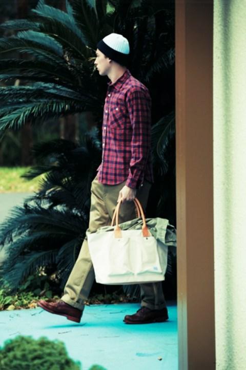 Image of Head Porter 2014 Spring/Summer Lookbook