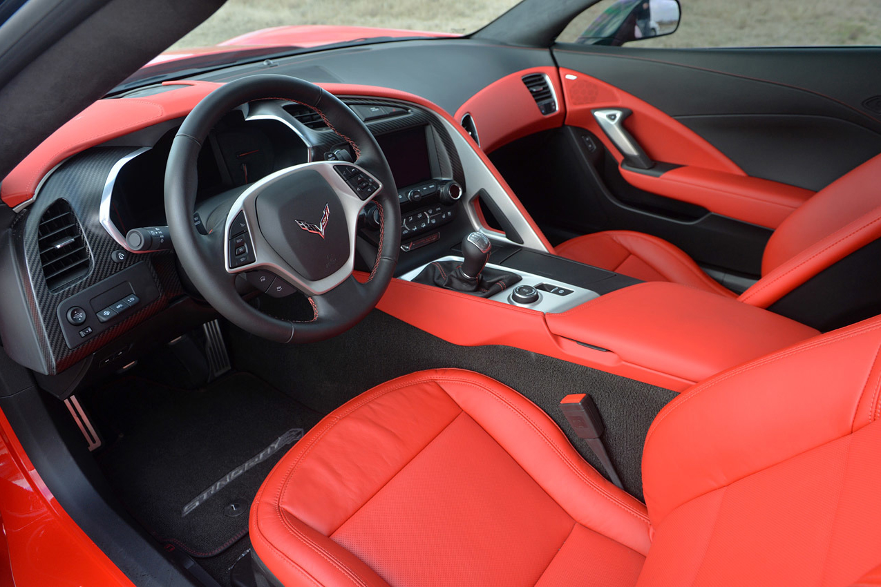 Image of Hennessey Twin-Turbo Corvette Stingray HPE700