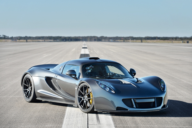 Image of Hennessey Venom GT: The World's Fastest Production Car