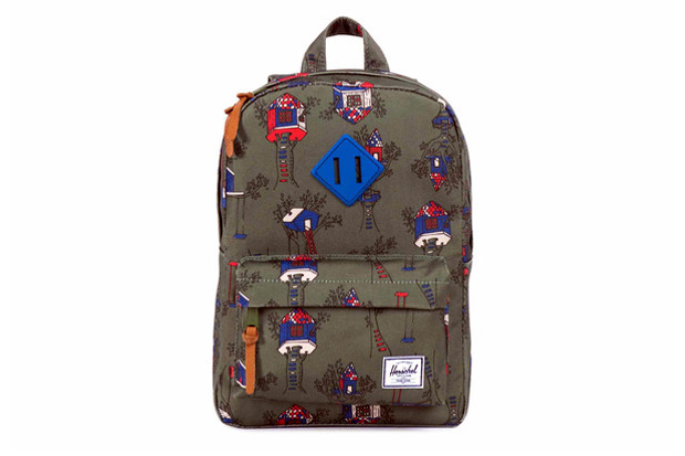 Image of Herschel Supply Co. 2014 Spring/Summer Kids Collection