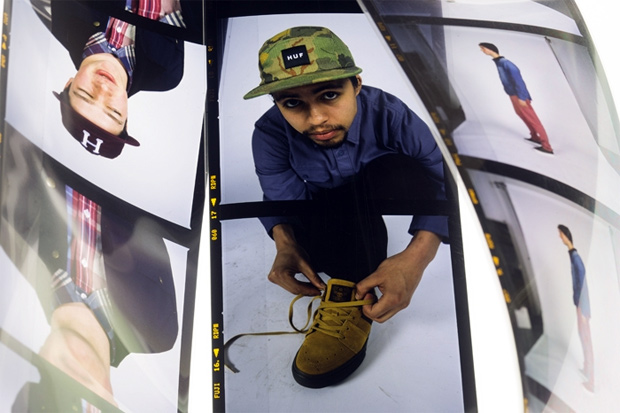 Image of HUF 2014 Spring Lookbook