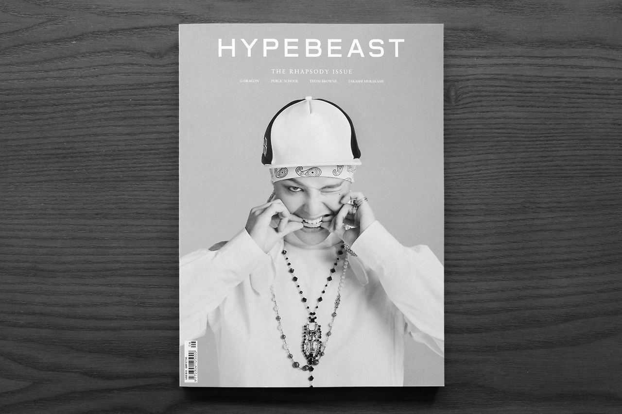 Image of HYPEBEAST Magazine Issue 6: The Rhapsody Issue