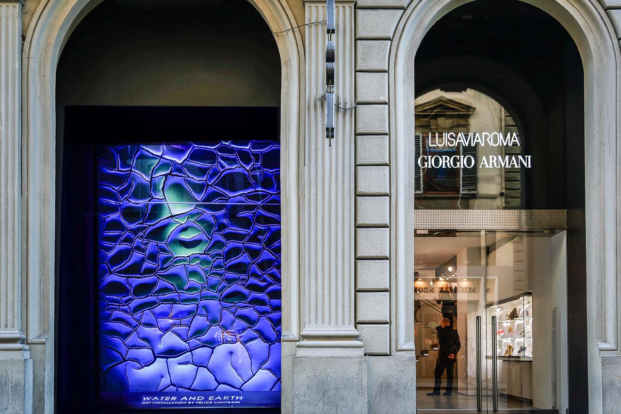 Image of HYPEBEAST Trade: Andrea Panconesi of Luisa Via Roma