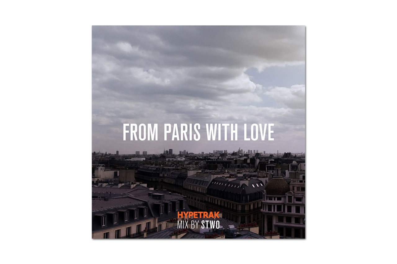 Image of HYPETRAK Mix: STWO – From Paris With Love
