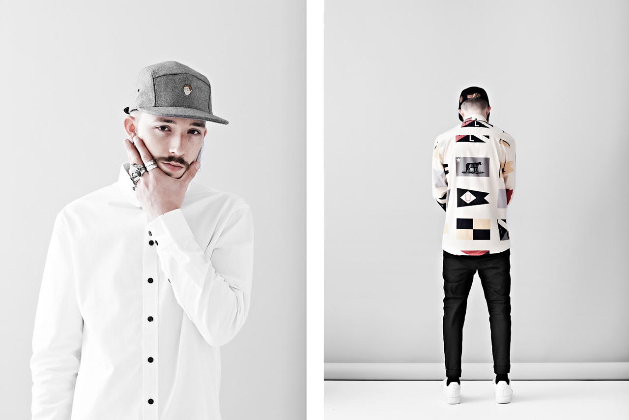 Image of I Love Ugly 2014 Spring Lookbook