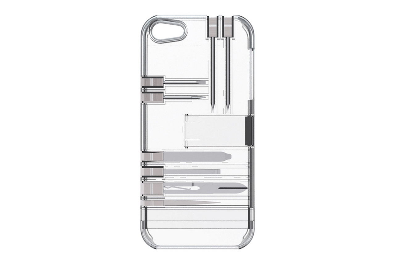 Image of In1Case Multitool Case for iPhone 5/5s