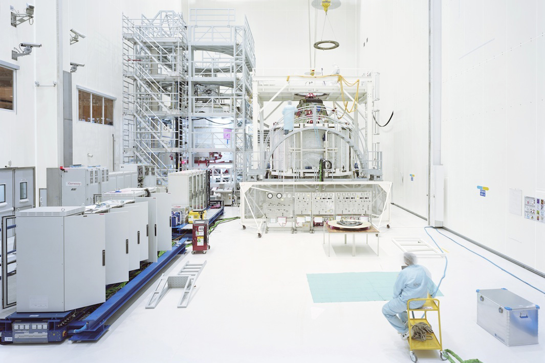Image of Inside the European Space Agency