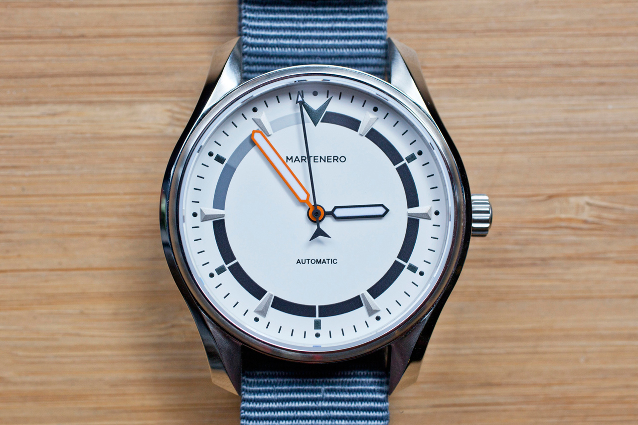Image of Introducing Martenero: An Affordable Watchmaker from New York