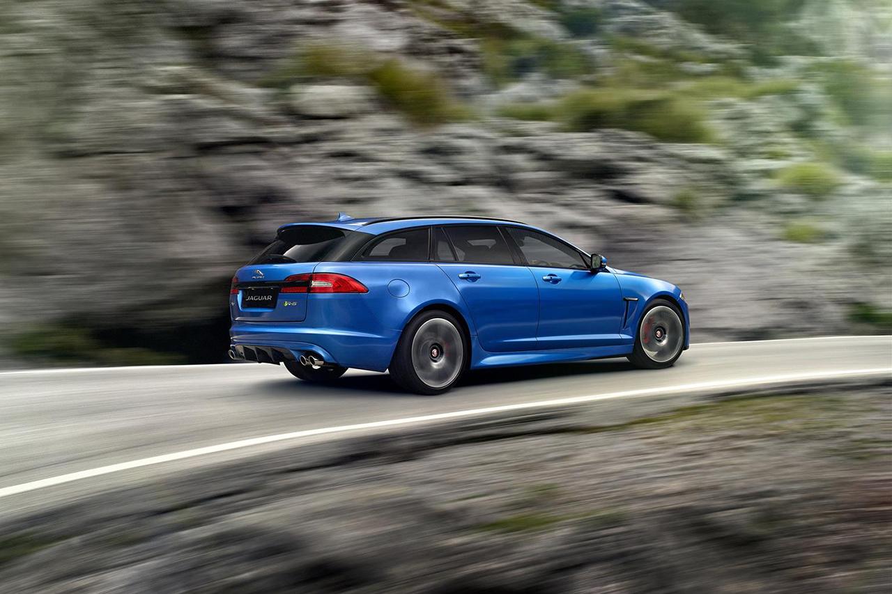 Image of Jaguar XFR-S Sportbrake