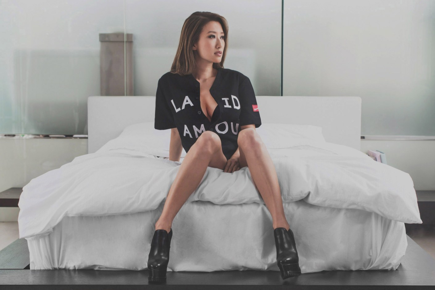 "Image of HYPEBEAST ""Work & Play"" Editorial featuring Jennifer Tse"
