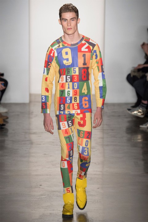 Image of Jeremy Scott 2014 Fall/Winter Collection