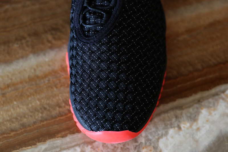 Image of Air Jordan Future Black/Infrared