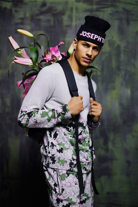 Image of Joseph Turvey x River Island 2014 Spring/Summer Lookbook