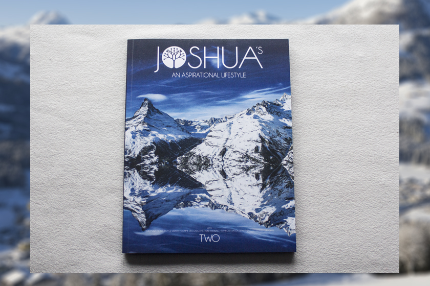 Image of JOSHUA's Magazine Issue TWO