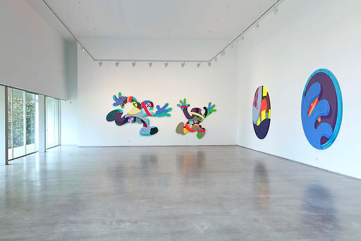 """Image of KAWS """"Play Your Part"""" @ Galeria Javier Lopez"""