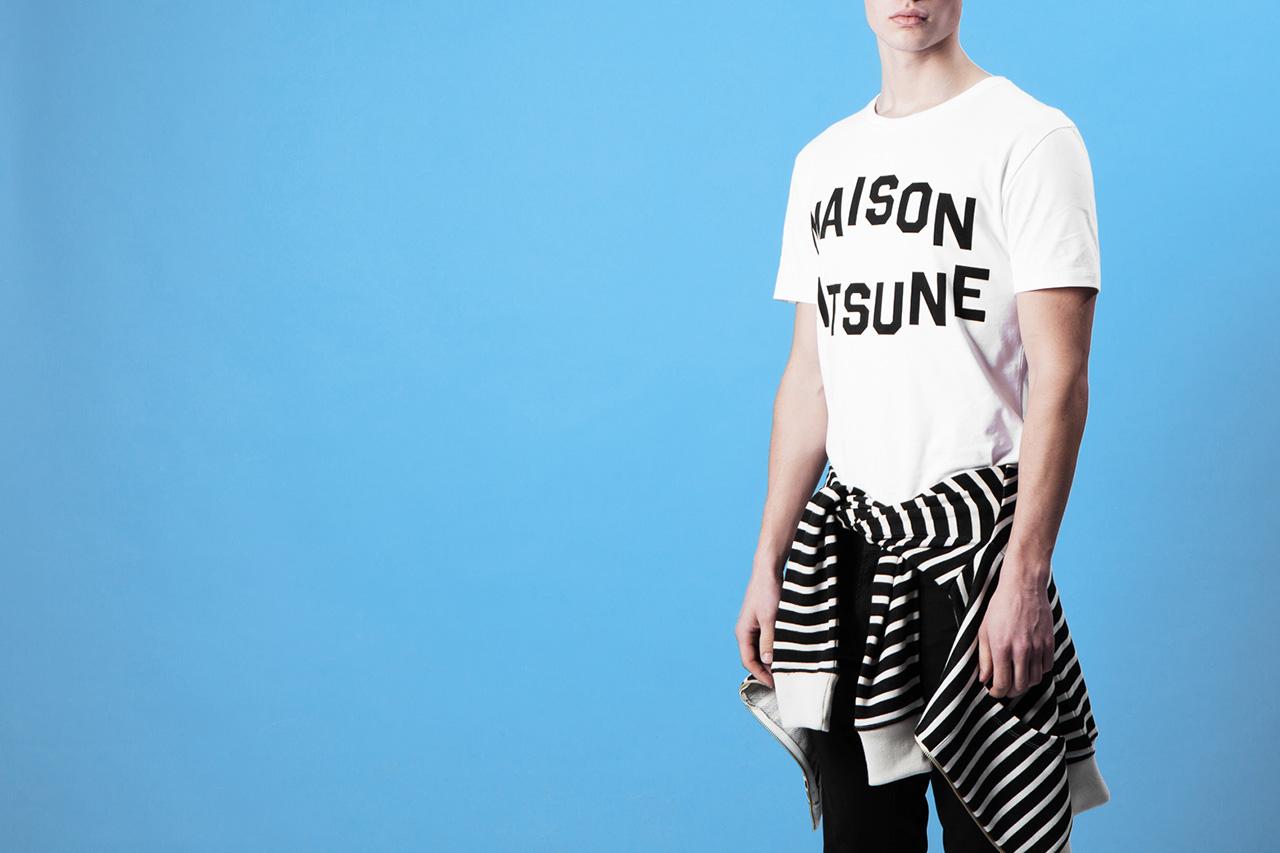 Image of Kitsuné 2014 Spring/Summer Editorial
