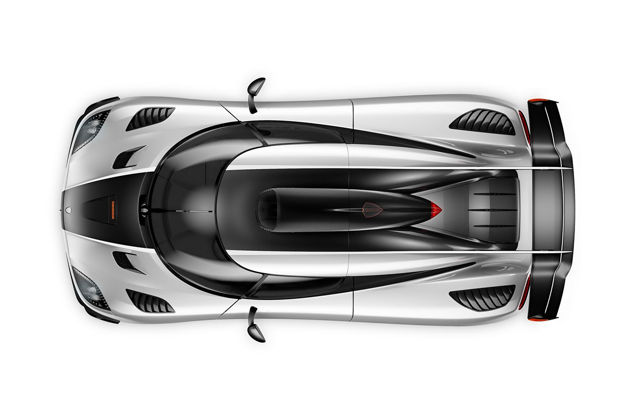 "Image of Koenigsegg Reveals One:1 ""Megacar"""