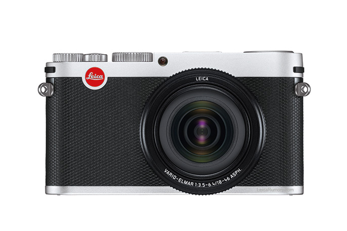 Image of Leica X Vario with Silver Finish