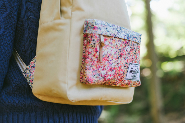 Image of Liberty of London x Herschel Supply Co. 2014 Collection Preview