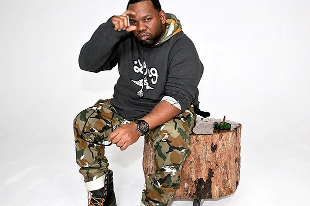 Image of LRG Spring 2014 Artist Lookbook feat. Raekwon, Pro Era, Black Cobain & Dyme A Duzin