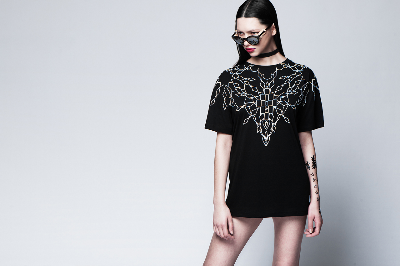 Image of Marcelo Burlon 2014 Spring/Summer Collection