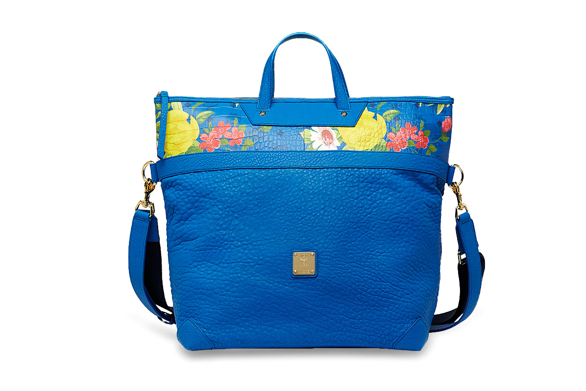 """Image of MCM 2014 Spring/Summer """"Paradiso"""" Collection"""