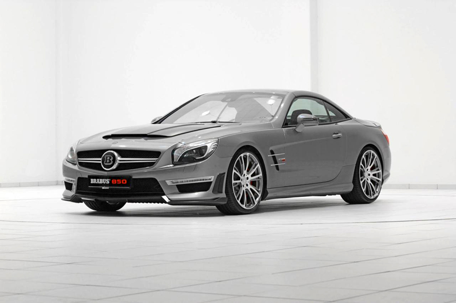 Image of Mercedes-Benz 850 Roadster Edition by Brabus