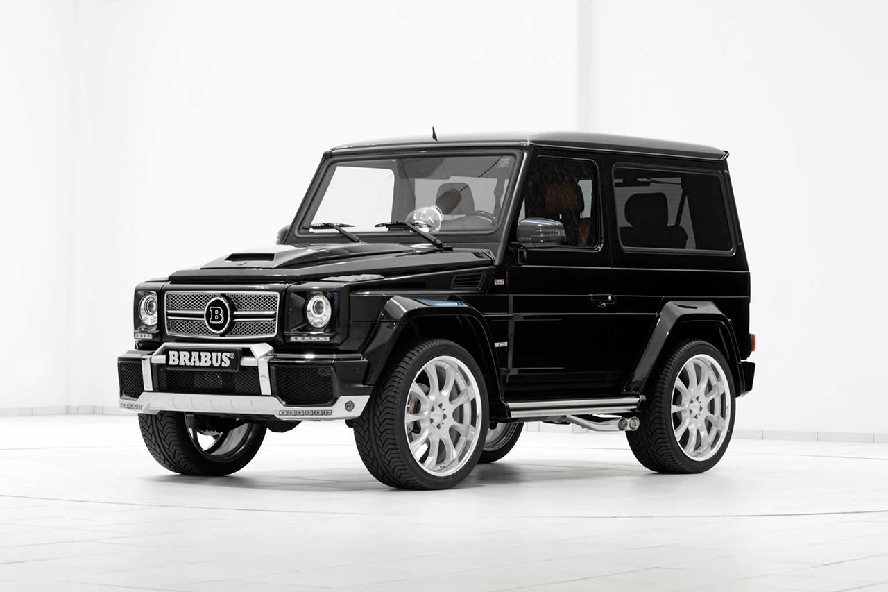 Image of Mercedes-Benz G500 SWB 6.1 Widestar by Brabus
