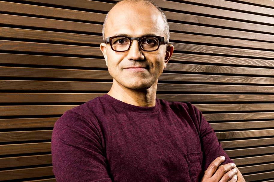 Image of Microsoft Appoints Satya Nadella As New CEO