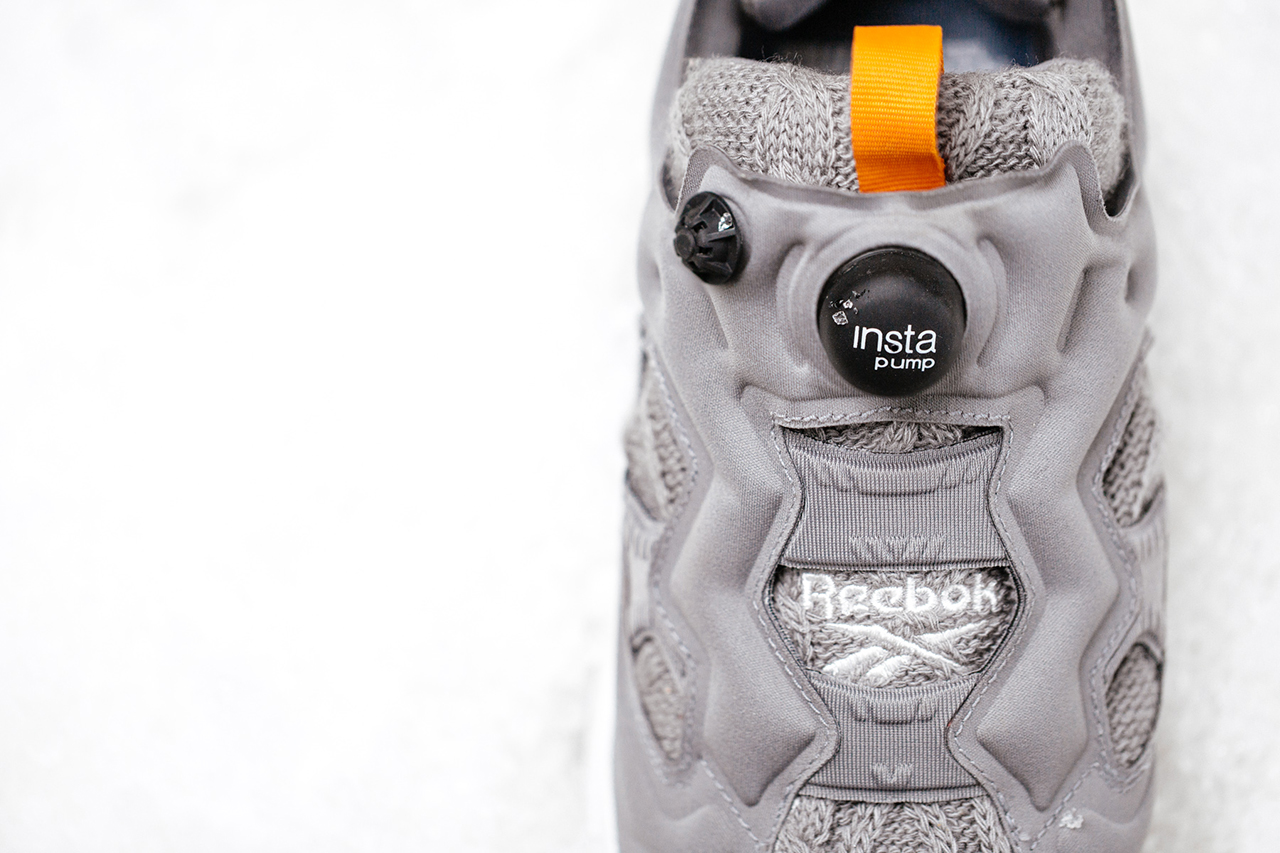 Image of mita sneakers x Reebok Instapump Fury 20th Anniversary