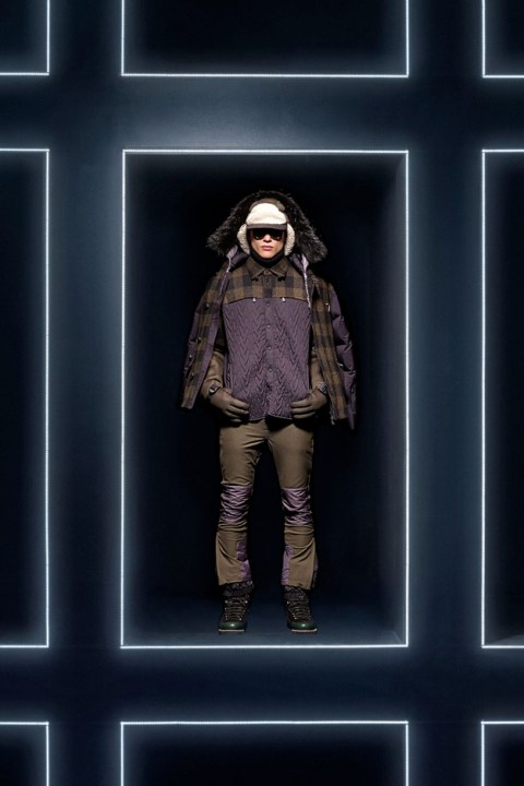 Image of Moncler Grenoble 2014 Fall/Winter Collection