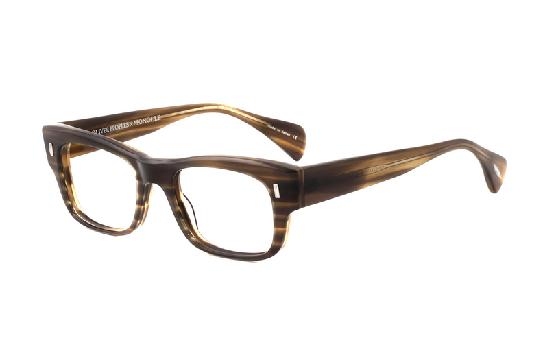 Image of MONOCLE x Oliver Peoples 'Deacon' Glasses