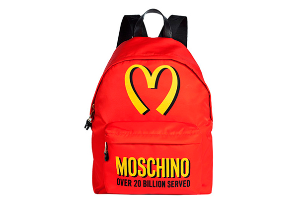"Image of Moschino 2014 Fall/Winter ""Fast Fashion - Next Day After The Runway"" Collection"