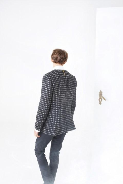 Image of Munsoo Kwon 2014 Fall/Winter Lookbook
