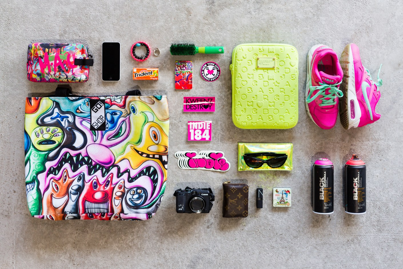 Image of Essentials: INDIE184