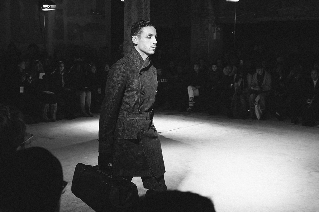 Image of N.HOOLYWOOD 2014 Fall/Winter Collection