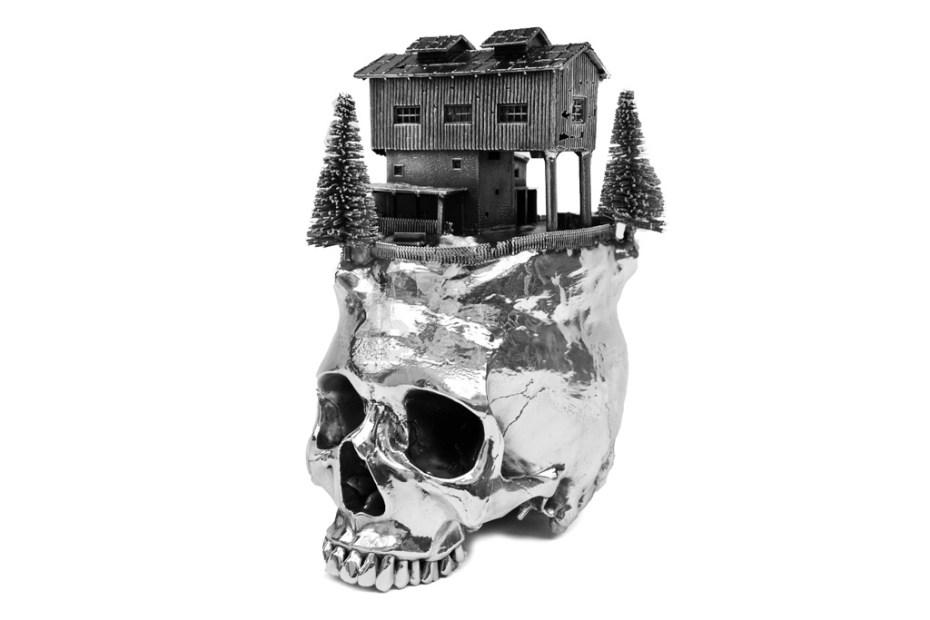 Image of Frodo Mikkelsen's Landscapes on Skulls