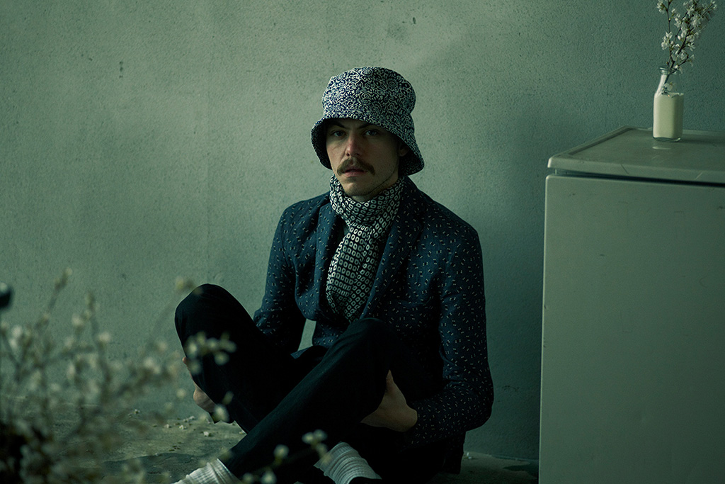 """Image of NEPENTHES 2014 Spring/Summer """"OUT DUST RIAL"""" Editorial"""