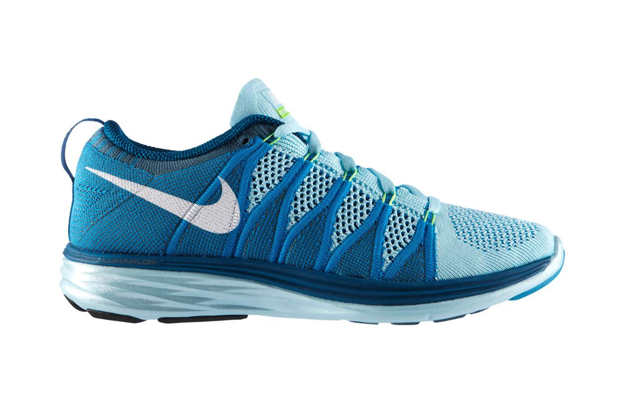Image of Nike 2014 Spring Flyknit Lunar2 Collection
