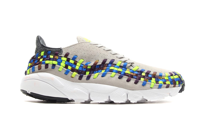 Image of Nike 2014 Spring/Summer Air Footscape Woven Motion