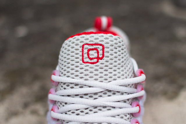 Image of Nike Air Presto Grey/Red