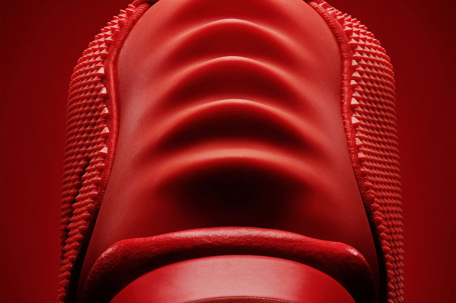 Image of Come and Gone: The All-Red Nike Air Yeezy 2 Drops on Nike.com