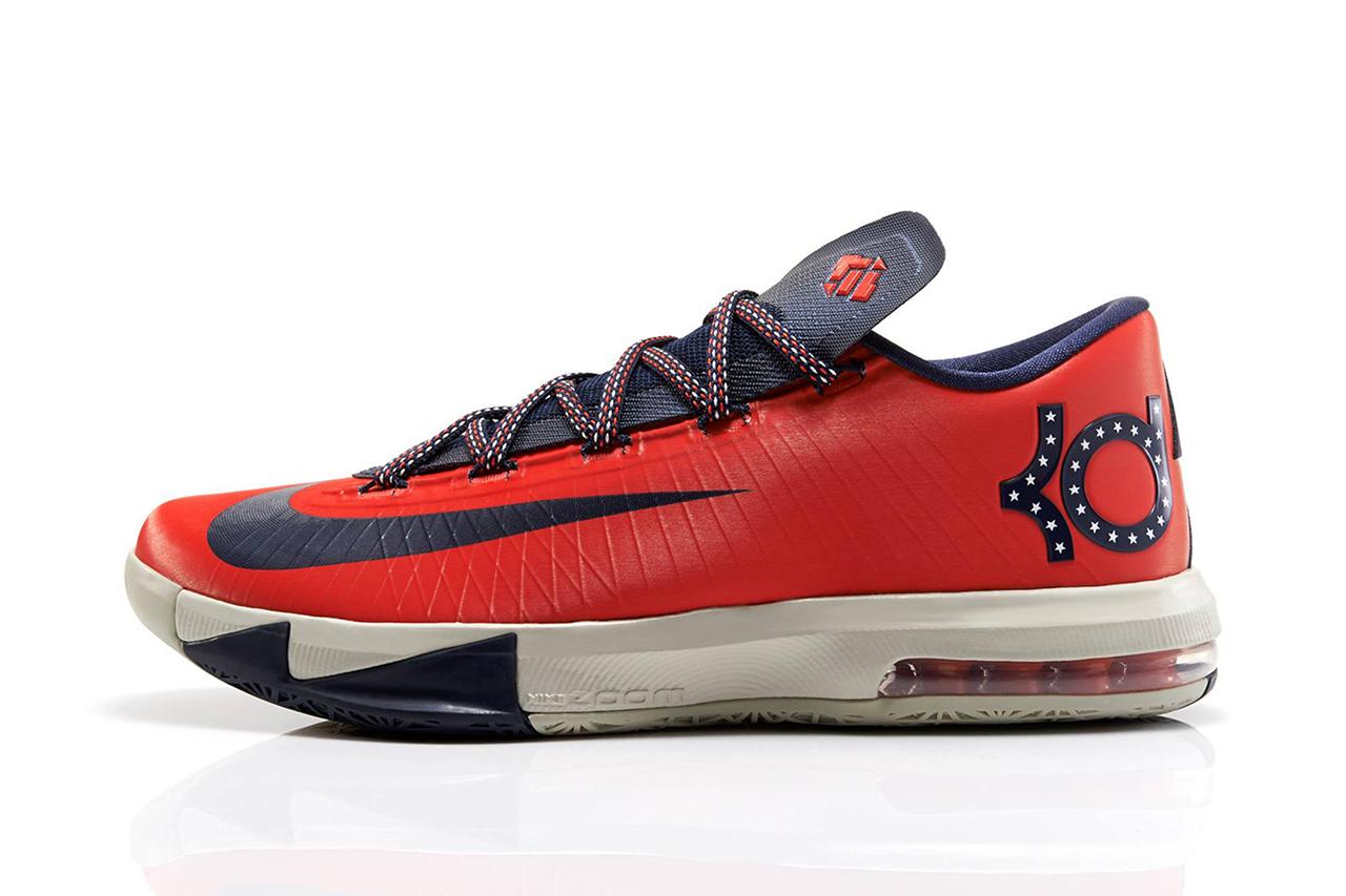 "Image of Nike KD VI ""DC"""