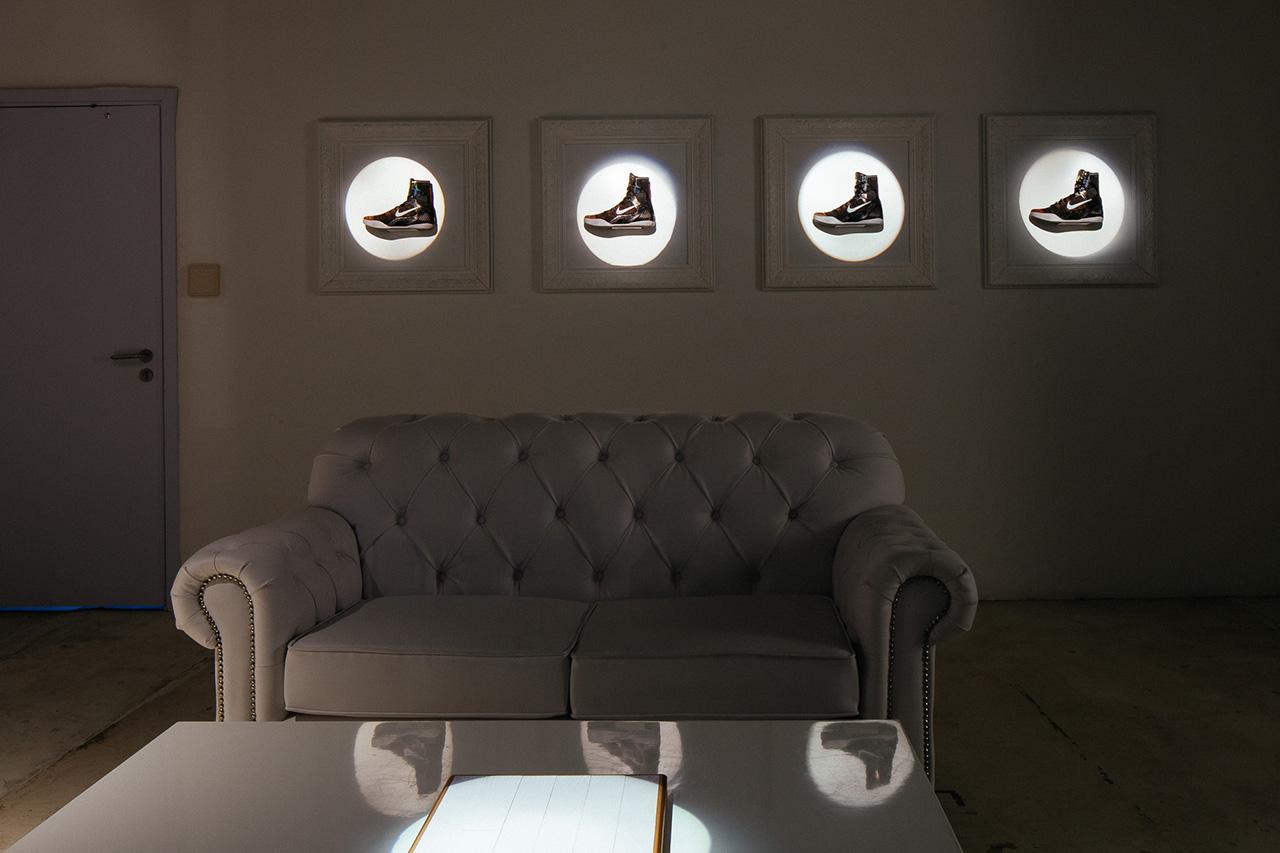 "Image of  Nike Kobe 9 Elite ""Masterpiece"" Exhibition @ X158 Recap"