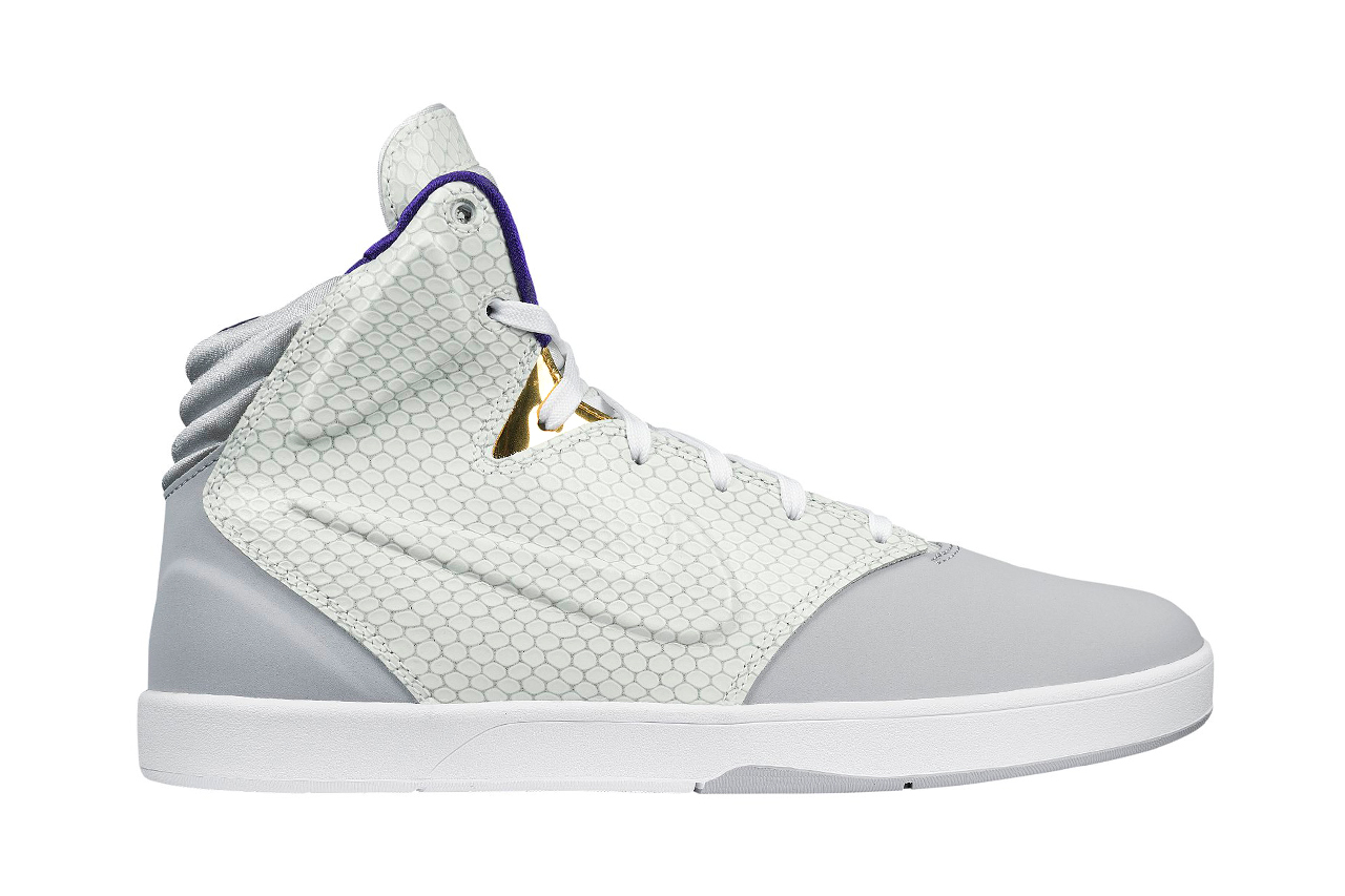 Image of Nike Kobe 9 NSW Lifestyle Wolf Grey/White