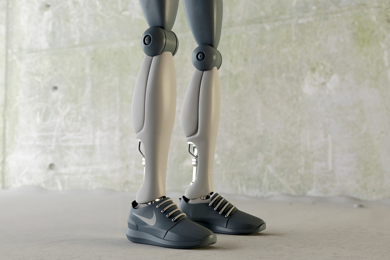 Image of Simeon Georgiev Envisions a Future with Robotic Nikes