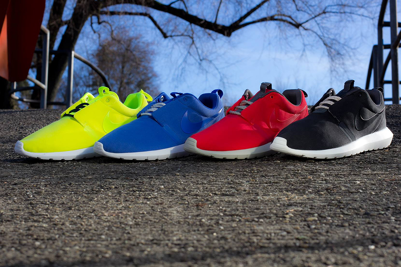 Image of Nike Roshe Run Natural Motion