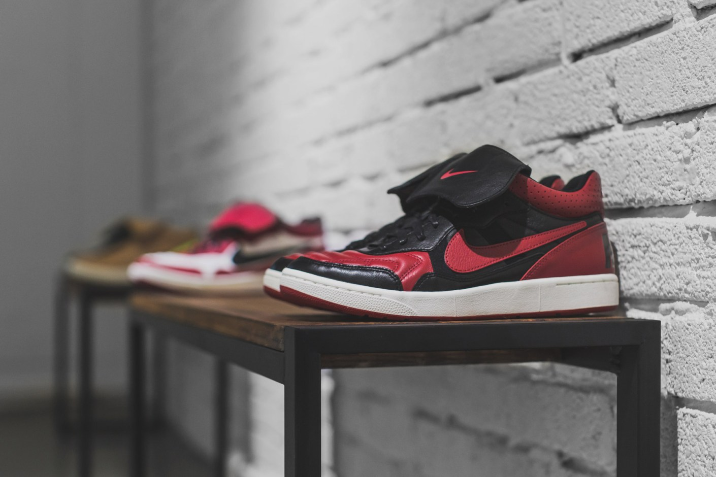 "Image of Nike Tiempo '94 Mid ""Air Jordan"" Collection"