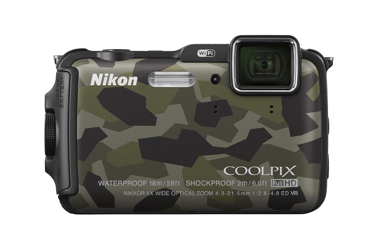 Image of Nikon COOLPIX AW120